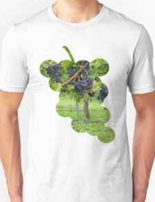 Grapevines At Harvest Unisex T-Shirt