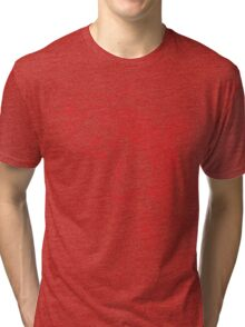 Koi Fish Tri-blend T-Shirt