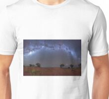 Great Sandy Desert night sky Unisex T-Shirt