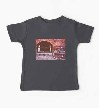 Copenhagen Bicycle Baby Tee