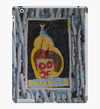 Doughnuts - Abstract Outsider Art iPad Case/Skin