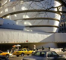 The Solomon R. Guggenheim Museum by Mark Prior