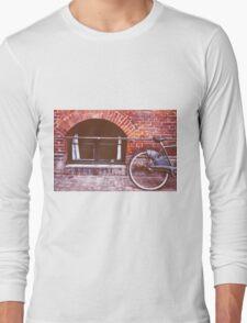 Bicycle in Copenhagen Long Sleeve T-Shirt
