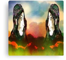 Forest of Giants Canvas Print