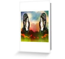 Forest of Giants Greeting Card