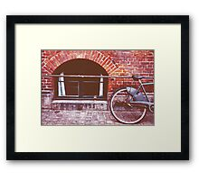 Bicycle Copenhagen Framed Print