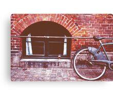 Bicycle Copenhagen Canvas Print