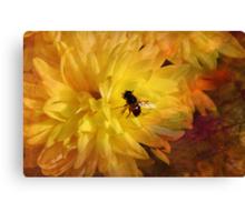 Nectar for Life Canvas Print