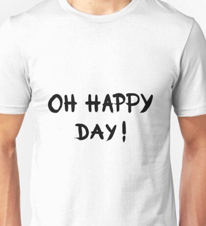 Oh happy day! - OneMandalaAday Unisex T-Shirt