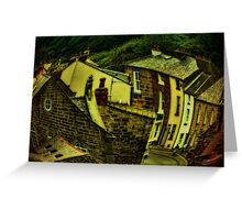 The Long and Winding Road.. Greeting Card