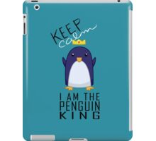 Penguin King iPad Case/Skin