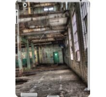 Unbalance Interior iPad Case/Skin
