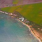 Areal view of Maui, HAWAII by Atanas Bozhikov NASKO