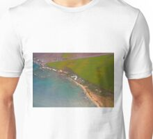 Areal view of Maui, HAWAII Unisex T-Shirt