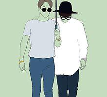 VIXX Ken & Ravi 1 by cafeken