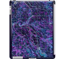 USGS Topo Map Oregon Boring 282270 1940 62500 Inverted iPad Case/Skin