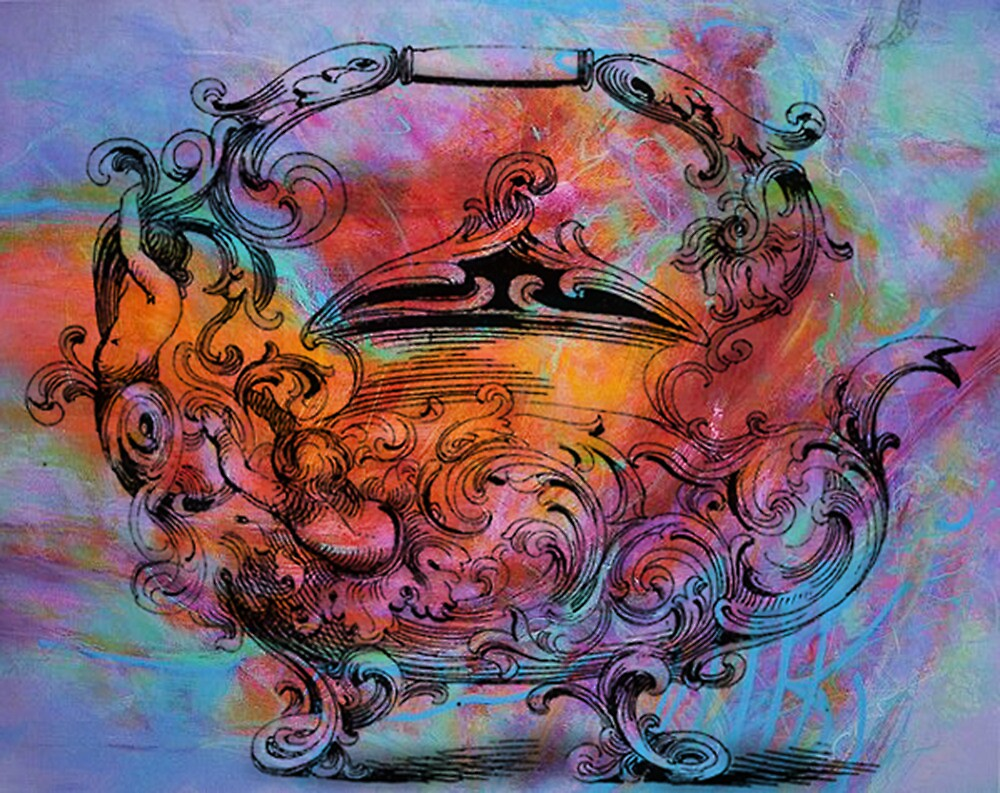 TEAPOT by Tammera