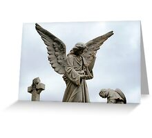Judgment  Greeting Card