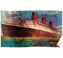 QUEEN MARY 1 Poster