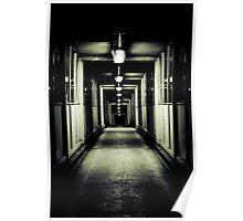 Foot bridge - M1 Poster