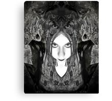 From the depths of my soul I shall return Canvas Print