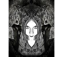 From the depths of my soul I shall return Photographic Print