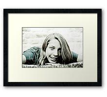 Pamela Framed Print