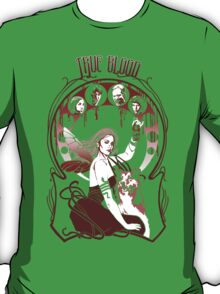 "Chasing the ""V"" Fairy- True Blood Parody T-Shirt"