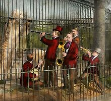 Music - How to annoy animals 1925 by Mike  Savad