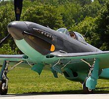 Yakovlev Yak-3M by Robert Burdick