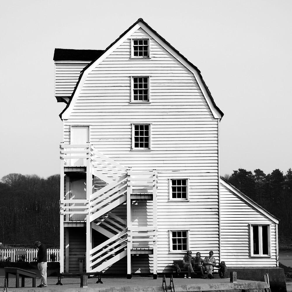 Tide Mill by DanStyles