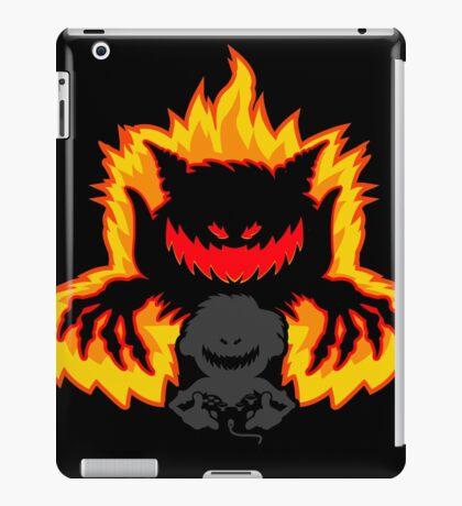 Demon Gamer iPad Case/Skin