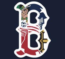 Boston Sports Pride by TriPineImaging