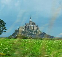 Mont Saint Michel by KAGPhotography