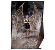 Gothic Photography Series 186 Poster