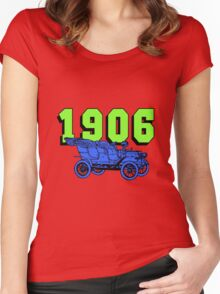 1906 Women's Fitted Scoop T-Shirt