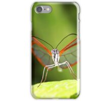 Face to Face Glasswing - Greta oto iPhone Case/Skin