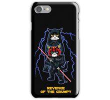 Revenge of the Grumpy iPhone Case/Skin