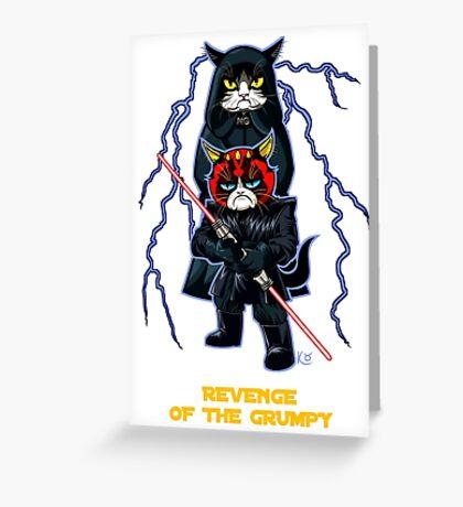 Revenge of the Grumpy Greeting Card