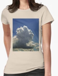 ©HCS Catellanus Face To The North IA. Womens Fitted T-Shirt