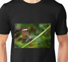 In Balance Glasswing - Greta oto Unisex T-Shirt