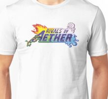 Rivals of Aether Logo Pixel print Unisex T-Shirt
