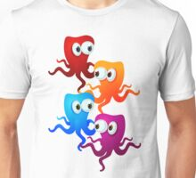 Octopus Unisex T-Shirt