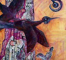 Tree of life  by Szilvia Ponyiczki