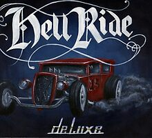 Hell Ride Deluxe by Lee Twigger