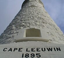 Cape Leeuwin Lighthouse 1895, Augusta by DashTravels