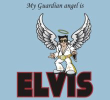 My Guardian Angel is Elvis by Iain Maynard