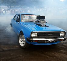 LYNCHY Motorfest Burnout by VORKAIMAGERY