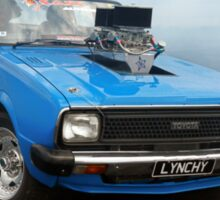 LYNCHY Motorfest Burnout Sticker