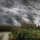 Cornish Farmhouse by Glenn Gilbert
